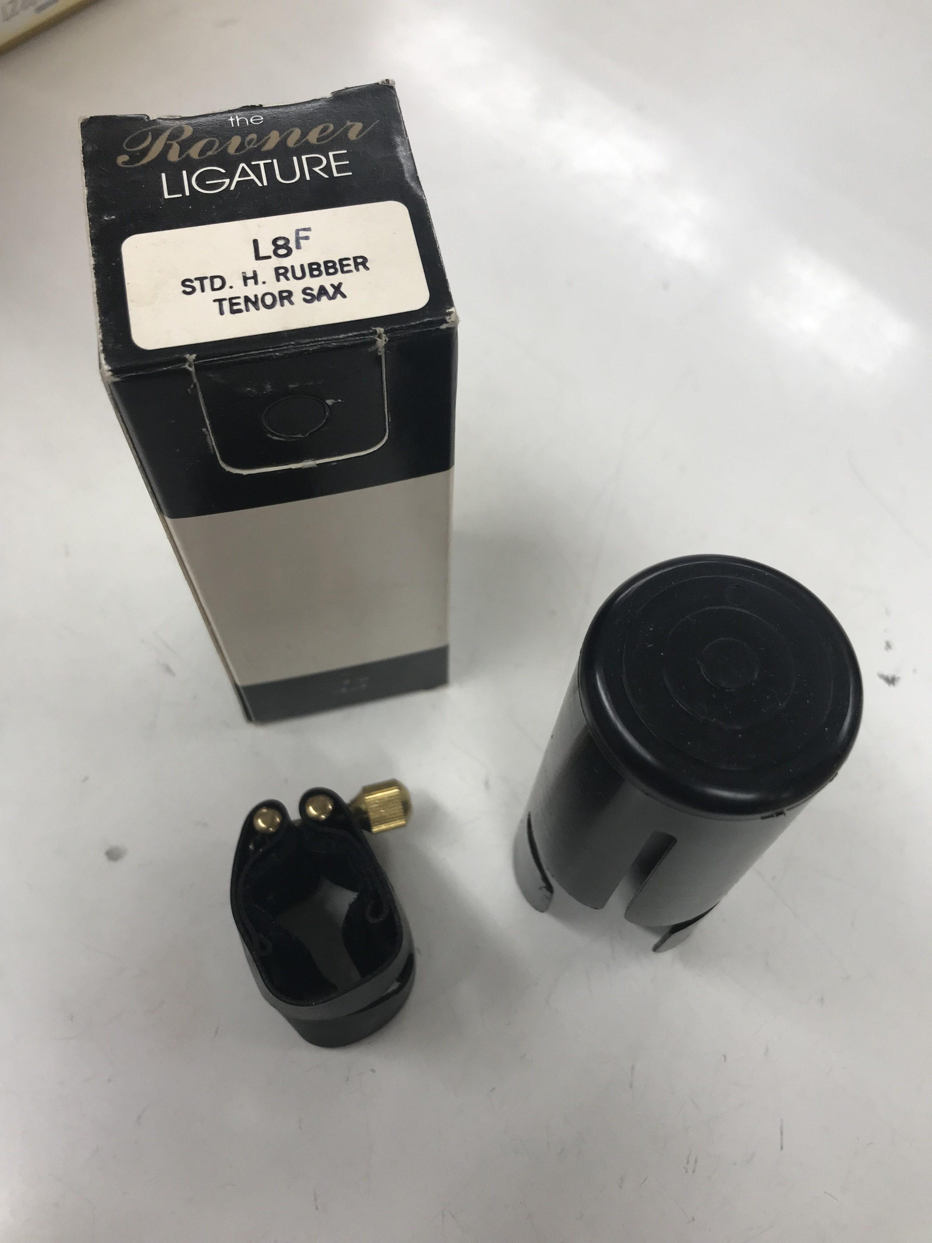 テナーサックス用リガチャー ロブナーL8F